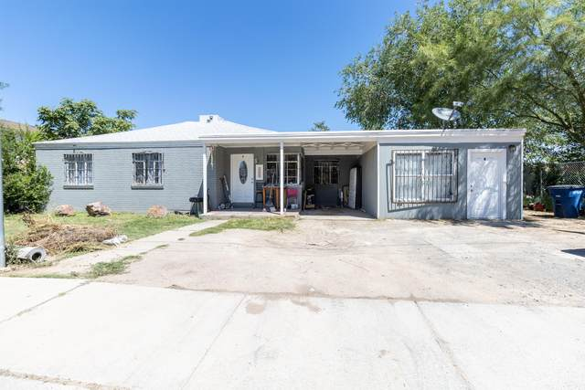6107 Geiger Avenue A & B, El Paso, TX 79905 (MLS #851894) :: Jackie Stevens Real Estate Group