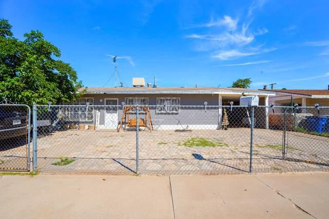 4805 Chisos Lane, El Paso, TX 79904 (MLS #851896) :: Jackie Stevens Real Estate Group