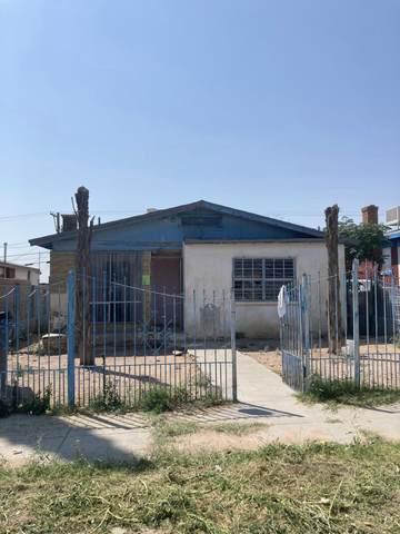 3116 Lebanon Avenue, El Paso, TX 79930 (MLS #851900) :: Red Yucca Group