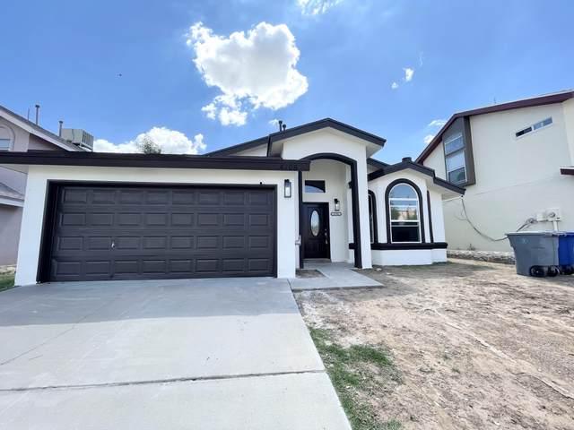 4708 Joel Drive, El Paso, TX 79924 (MLS #851903) :: The Purple House Real Estate Group