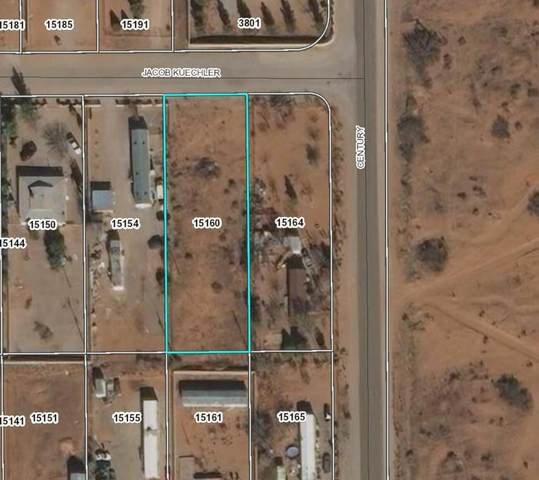 15160 Jacob Kuechler Drive, El Paso, TX 79938 (MLS #851910) :: Red Yucca Group