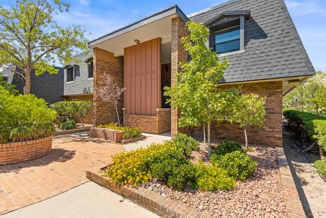 4800 N Stanton Street #81, El Paso, TX 79902 (MLS #851918) :: Mario Ayala Real Estate Group