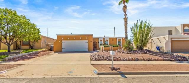 316 Alvarez Drive, El Paso, TX 79932 (MLS #851919) :: Preferred Closing Specialists