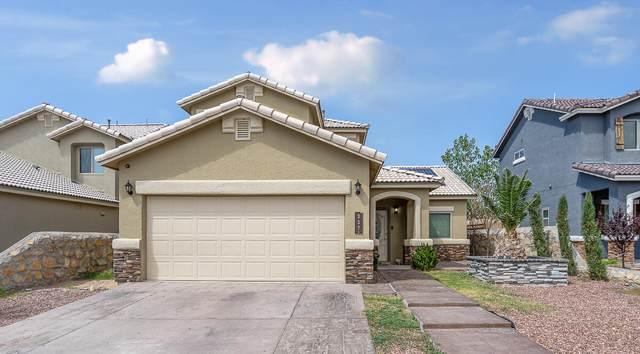 337 Saltford Place, El Paso, TX 79928 (MLS #851926) :: Jackie Stevens Real Estate Group