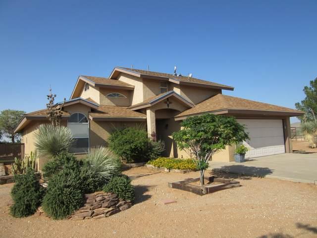 13748 Sagebrush Circle, El Paso, TX 79938 (MLS #851928) :: Preferred Closing Specialists