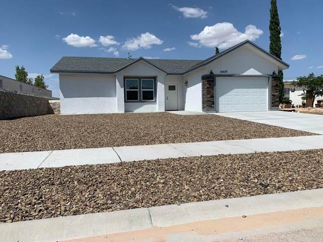 14429 Teichelkamp Drive, Horizon City, TX 79928 (MLS #851932) :: Preferred Closing Specialists