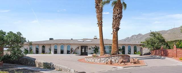3921 Hillcrest Drive, El Paso, TX 79902 (MLS #851935) :: The Purple House Real Estate Group