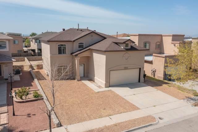 12212 Holy Springs Court, El Paso, TX 79928 (MLS #851945) :: Jackie Stevens Real Estate Group