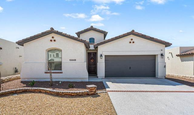 13448 Emerald Ranch Lane, Horizon City, TX 79928 (MLS #851957) :: Jackie Stevens Real Estate Group