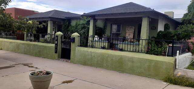 3607 E Missouri Avenue, El Paso, TX 79903 (MLS #851970) :: The Purple House Real Estate Group