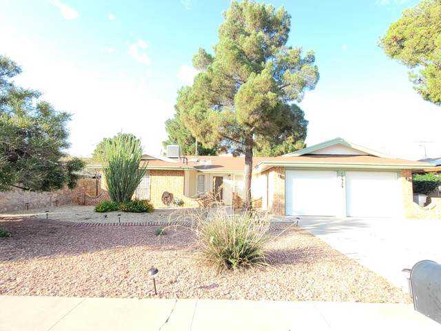 10929 Bob Stone Drive, El Paso, TX 79936 (MLS #851985) :: The Matt Rice Group