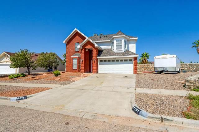 7241 Black Ridge Drive, El Paso, TX 79912 (MLS #851989) :: The Purple House Real Estate Group