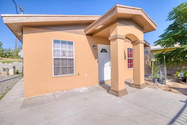 7105 Third Street, Canutillo, TX 79835 (MLS #851993) :: Summus Realty