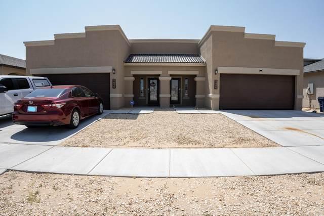 3445 Dana Grey A & B, El Paso, TX 79938 (MLS #851997) :: Preferred Closing Specialists