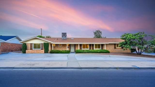 9900 Cork Drive, El Paso, TX 79925 (MLS #852010) :: Jackie Stevens Real Estate Group