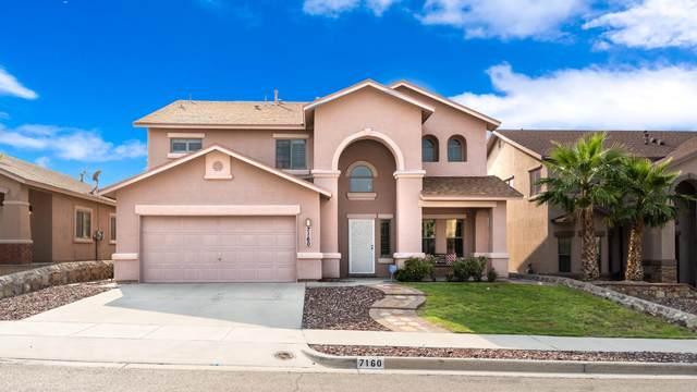 7160 Century Plant Drive, El Paso, TX 79912 (MLS #852018) :: Jackie Stevens Real Estate Group