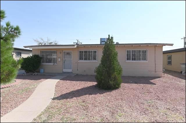 6308 Navajo Avenue, El Paso, TX 79925 (MLS #852019) :: Red Yucca Group