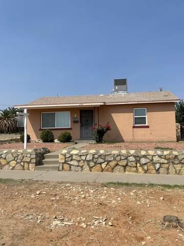 2701 Fort Boulevard, El Paso, TX 79930 (MLS #852034) :: Jackie Stevens Real Estate Group