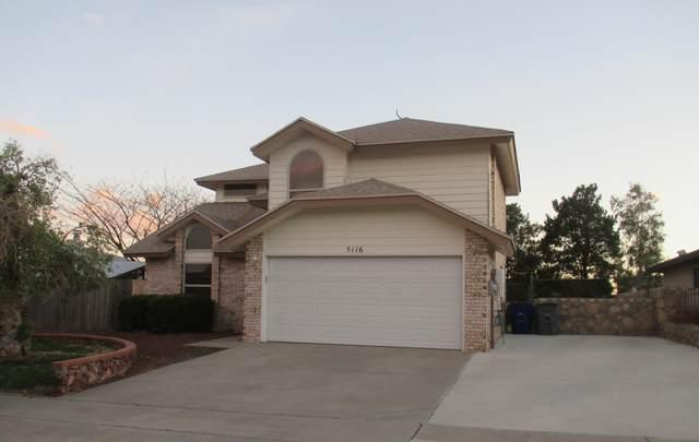 5116 Roger Maris Drive, El Paso, TX 79924 (MLS #852037) :: Jackie Stevens Real Estate Group