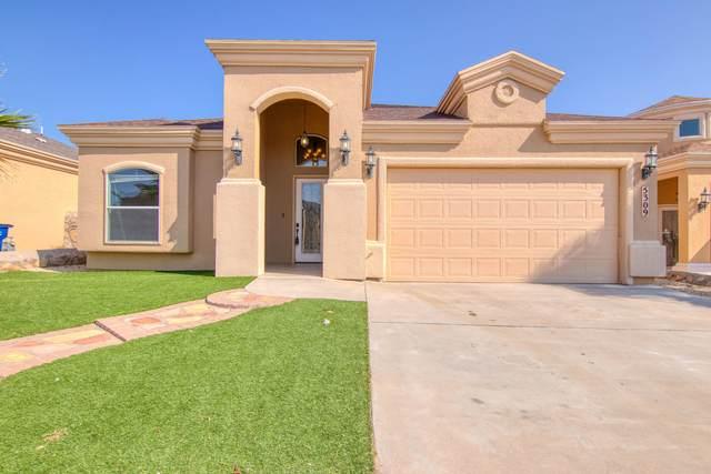 5309 Jack Marcus Drive, El Paso, TX 79934 (MLS #852042) :: Summus Realty