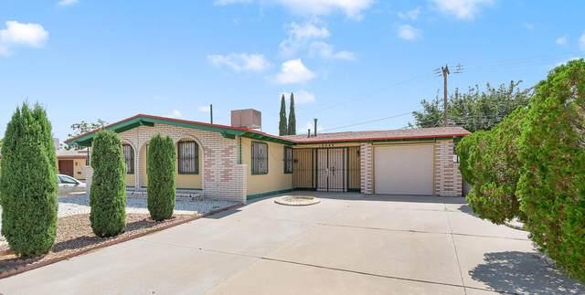 10444 Album Ave. Avenue, El Paso, TX 79935 (MLS #852052) :: Jackie Stevens Real Estate Group