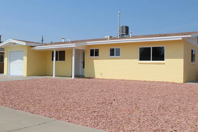 5413 Gulfport Drive, El Paso, TX 79924 (MLS #852056) :: The Purple House Real Estate Group