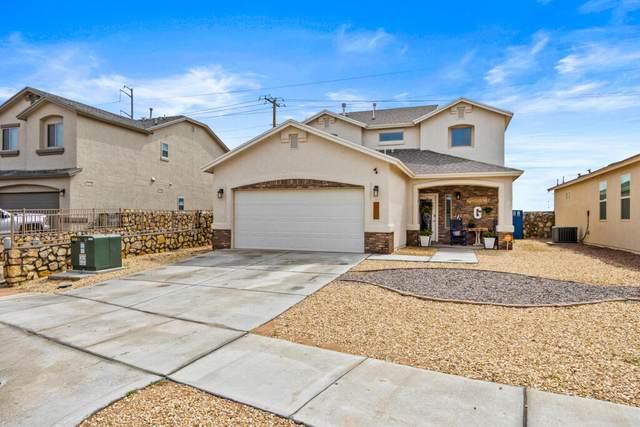 3324 David Palacio Drive, El Paso, TX 79938 (MLS #852057) :: Summus Realty