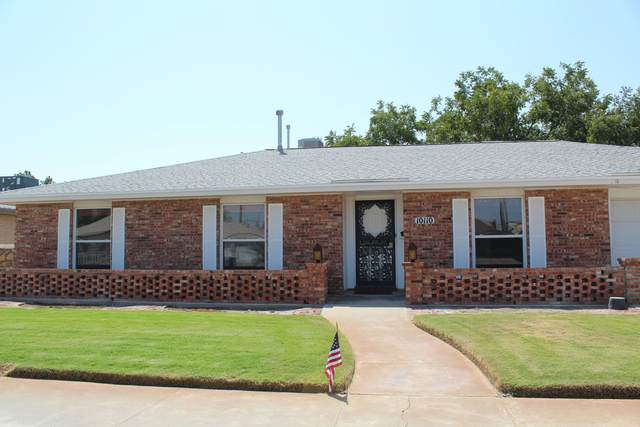 10110 Woodway Drive, El Paso, TX 79925 (MLS #852062) :: Jackie Stevens Real Estate Group