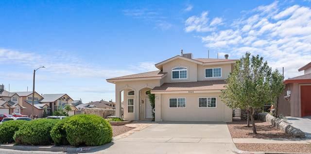 4668 Loma Linda Circle, El Paso, TX 79934 (MLS #852075) :: Summus Realty