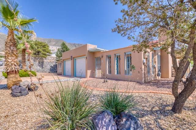 4724 Excalibur A, El Paso, TX 79902 (MLS #852087) :: Mario Ayala Real Estate Group
