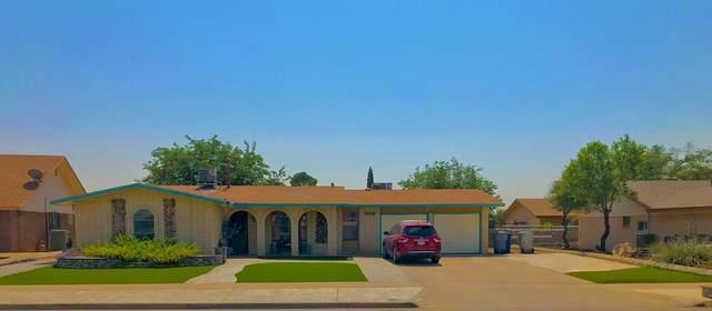2016 Oceanside Drive, El Paso, TX 79936 (MLS #852089) :: Jackie Stevens Real Estate Group