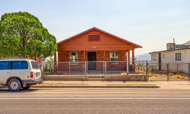 2130 Murchison Drive, El Paso, TX 79930 (MLS #852099) :: Mario Ayala Real Estate Group