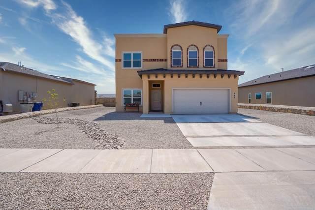 968 Crooked River Drive, El Paso, TX 79932 (MLS #852105) :: Preferred Closing Specialists