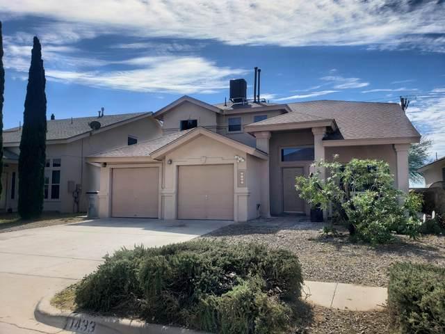 1433 Paseo Del Sur Court, El Paso, TX 79928 (MLS #852109) :: Jackie Stevens Real Estate Group