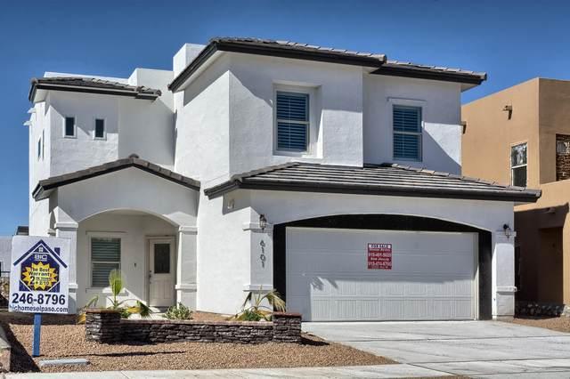 13606 Hazelwood Street, El Paso, TX 79928 (MLS #852113) :: Summus Realty