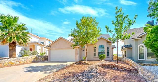 5277 Pete Payan Drive, El Paso, TX 79912 (MLS #852118) :: Summus Realty