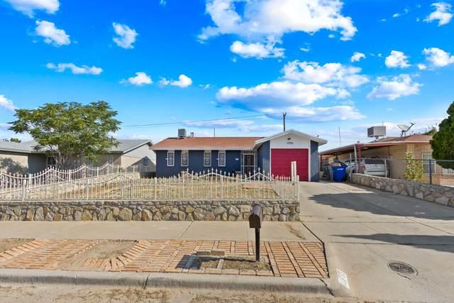 11755 John Polley Circle, El Paso, TX 79936 (MLS #852119) :: The Matt Rice Group