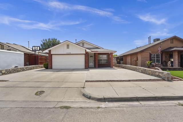 11526 Tony Ponce Drive, El Paso, TX 79936 (MLS #852122) :: The Purple House Real Estate Group
