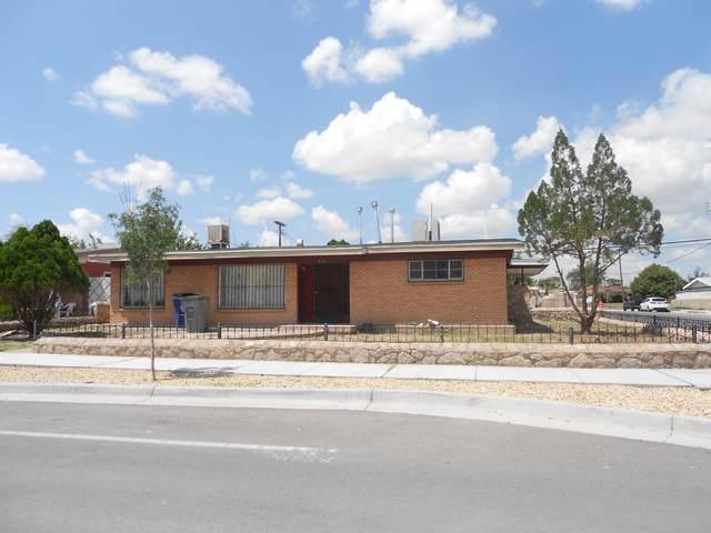 401 Encino Drive, El Paso, TX 79905 (MLS #852123) :: The Purple House Real Estate Group