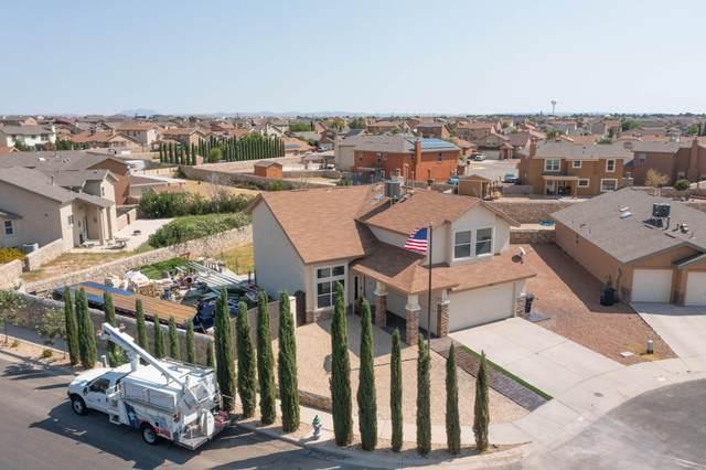 456 Winterspring Place, El Paso, TX 79928 (MLS #852134) :: Preferred Closing Specialists