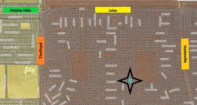 1 Baldone Avenue, El Paso, TX 79938 (MLS #852139) :: Preferred Closing Specialists
