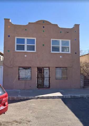 2208 N Copia Street, El Paso, TX 79930 (MLS #852150) :: Red Yucca Group