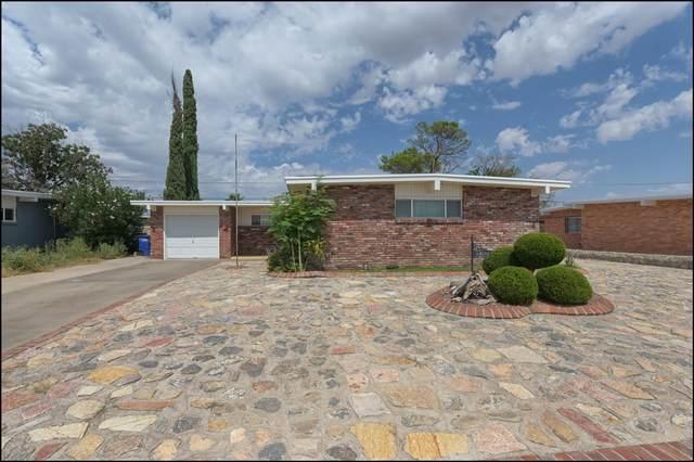 5209 Marcillus Avenue, El Paso, TX 79924 (MLS #852161) :: The Purple House Real Estate Group