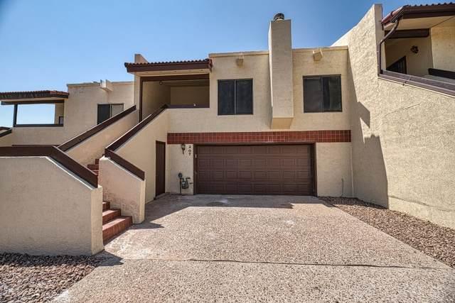 207 Canyon Terrace Drive, El Paso, TX 79902 (MLS #852166) :: Mario Ayala Real Estate Group