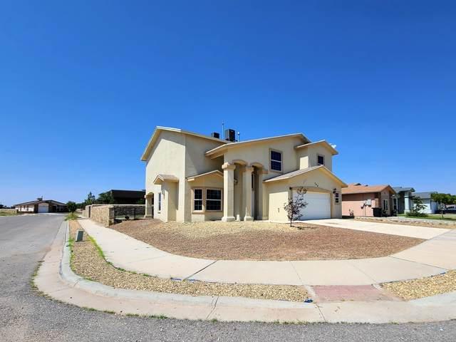 749 Cora Ruecker, El Paso, TX 79928 (MLS #852169) :: Jackie Stevens Real Estate Group