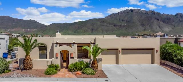 6388 Calle Placido Drive, El Paso, TX 79912 (MLS #852181) :: Jackie Stevens Real Estate Group