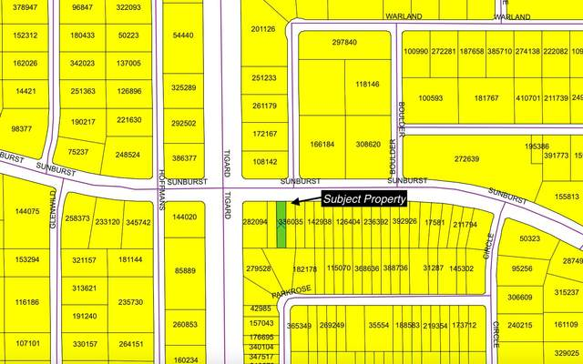 0 Sunburst Dr., Horizon City, TX 79928 (MLS #852182) :: Jackie Stevens Real Estate Group