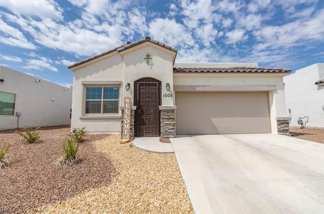 1005 Wensley Place, El Paso, TX 79928 (MLS #852184) :: Preferred Closing Specialists