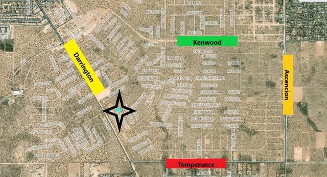 0 Gloverton Place, Horizon City, TX 79928 (MLS #852187) :: The Purple House Real Estate Group