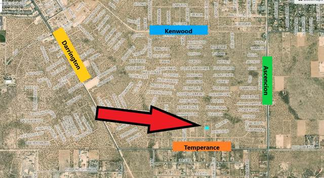 0 Kennemont Drive, Horizon City, TX 79928 (MLS #852189) :: The Purple House Real Estate Group